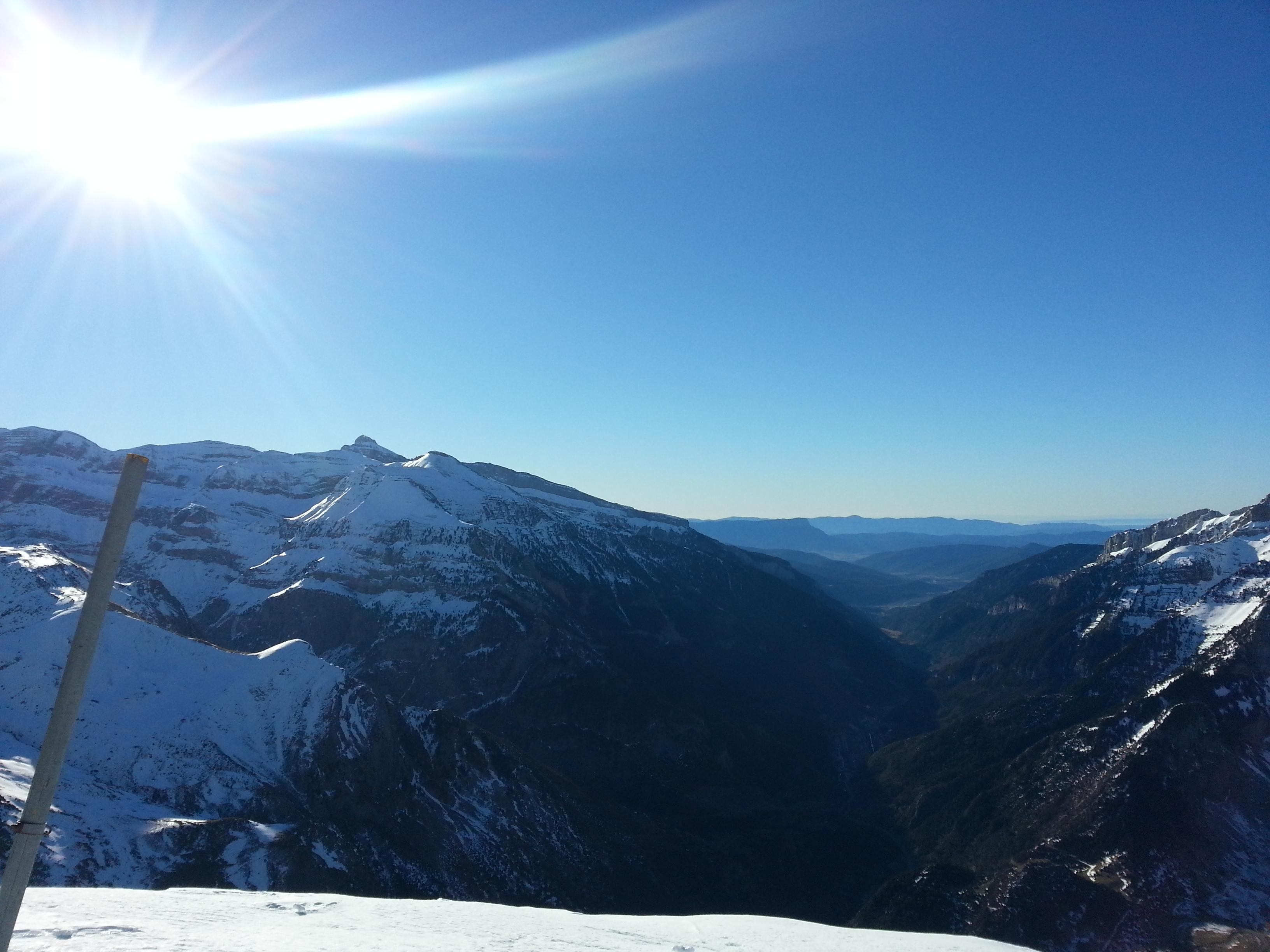 A Pocos Minutos de las Pistas de Esqui